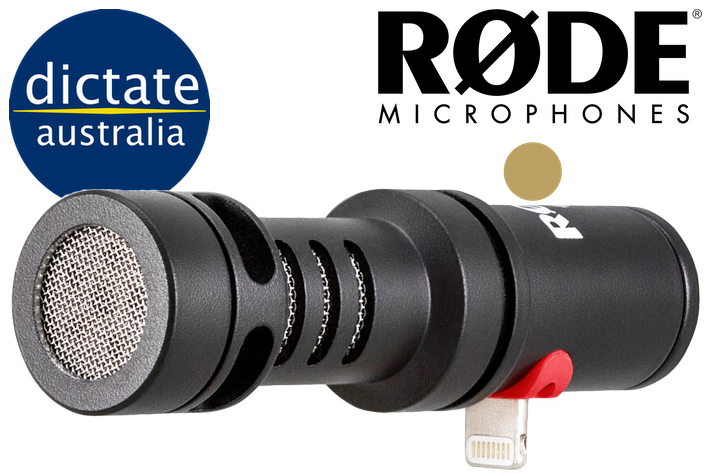 Rode Mics Australia Audio Recording